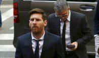 Messi thoát án tù