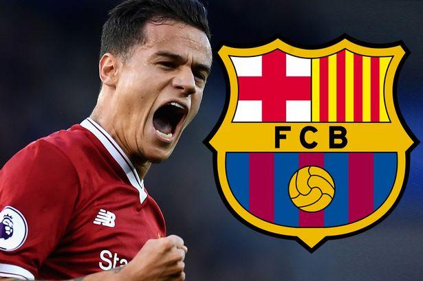 Barca quyết giành Coutinho vào tháng tới
