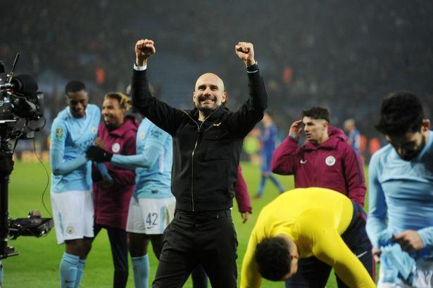 Man City sẽ không thể giành hết mọi danh hiệu