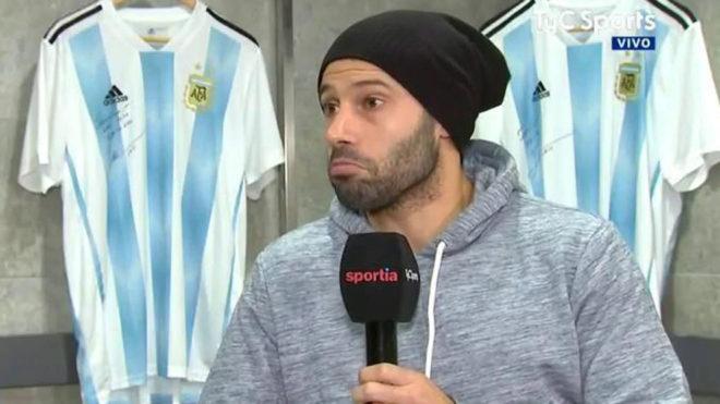 Javier Mascherano thừa nhận anh đã mất giá trị ở Barca