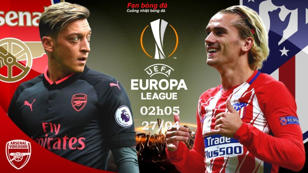 Arsenal vs Atletico Madrid