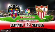 Link sopcast: Levante vs Sevilla