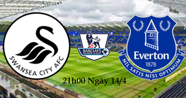 Link sopcast: Swansea City vs Everton