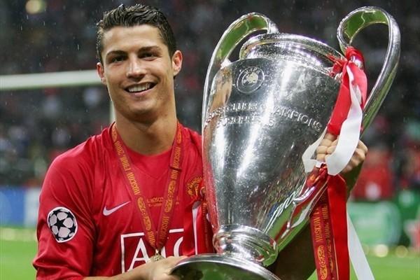 hinh anh Ronaldo voi champions
