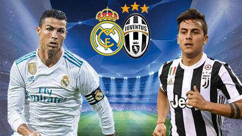 Link sopcast: Read Madrid vs Juventus