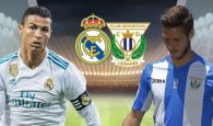 Link sopcast: Real Madrid vs Leganes