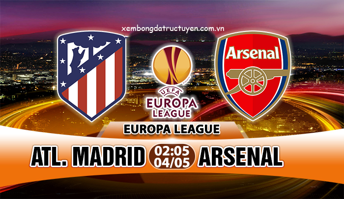 Link sopcast: Atletico Madrid vs Arsenal