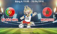 Link sopcats: Bồ Đào Nha vs Ma Rốc
