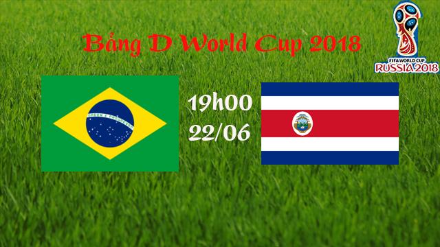 Link sopcast Brazil vs Costa Rica