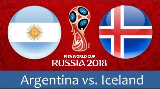 Link sopcast Argentina vs Iceland