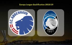 FC Copenhagen vs Atalanta (23h30 ngày 30-08, Europa League)