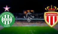 St Etienne vs Monaco (01h45 ngày 29/9: Giải Vô Địch Pháp)