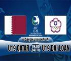 Nhận định U19 Qatar vs U19 Đài Loan