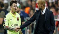 Messi sẽ tái hợp Pep Guardiola