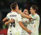 Los Blancos lần thứ 4 vô địch FIFA Club