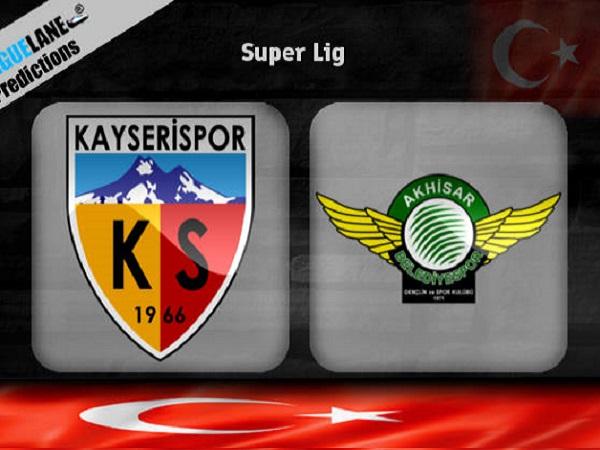 Nhận định Akhisar vs Kayserispor