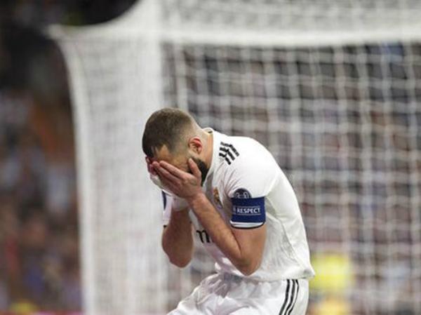 Các cầu thủ Real rơi lệ sau khi thua sốc Ajax
