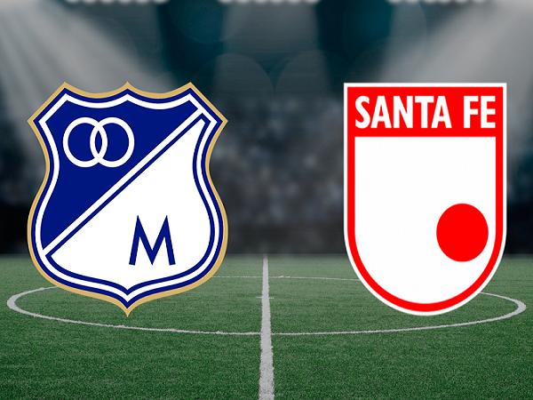 Dự đoán Millonarios vs Santa Fe, 8h00 ngày 29/03