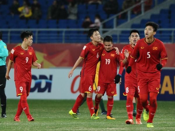 Vòng loại U23 châu Á: Việt Nam và Indonesia tranh ngôi đầu