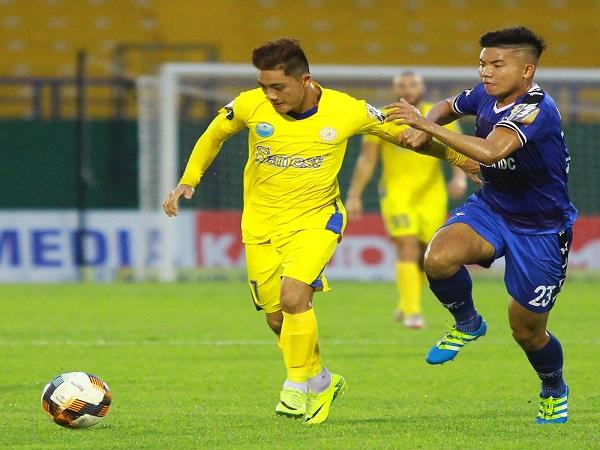 Hà Nội FC và Bình Dương phải gồng mình trước dông bão