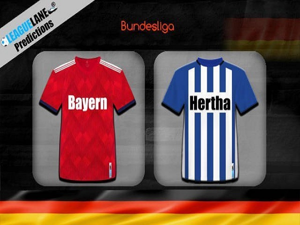 Nhận định Bayern Munich vs Hertha Berlin, 1h30 ngày 17/08