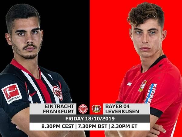Soi kèo Eintracht Frankfurt vs Leverkusen 1h30, 19/10 (VĐQG Đức)