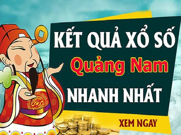Soi cầu XS Quảng Nam chính xác thứ 3 ngày 03/12/2019