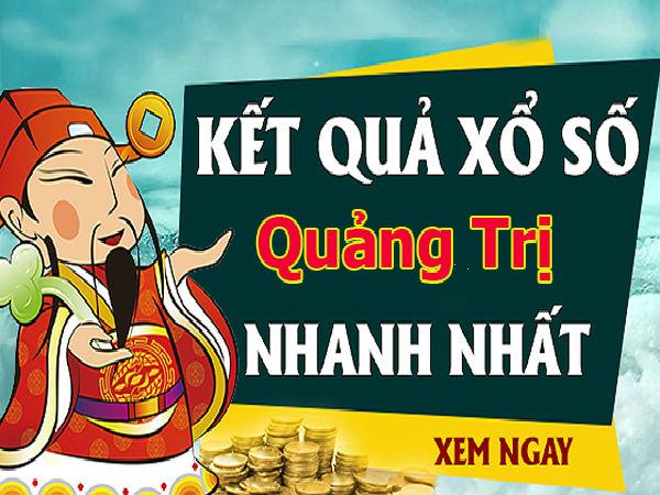 Soi cầu XS Quảng Trị chính xác thứ 5 ngày 12/12/2019