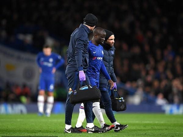 Chelsea khủng hoảng chấn thương sau trận thua MU