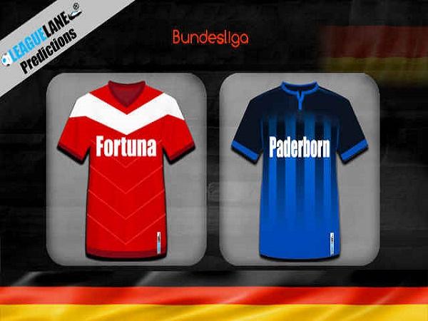 Soi kèo Dusseldorf vs Paderborn 2h30, 14/03 (VĐQG Đức)