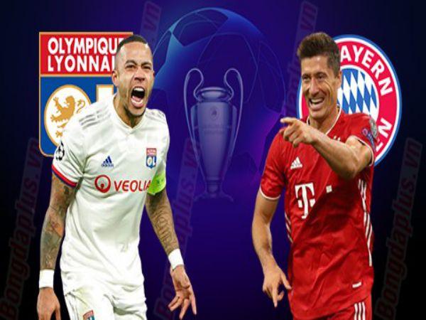 Nhận định kèo Lyon vs Bayern Munich