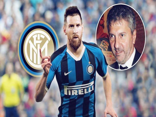 Messi mua nhà ở Milan để đầu quân cho Inter