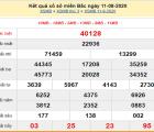 Soi cầu KQXSMB- xổ số miền bắc ngày 12/08 tỷ lệ trúng cao