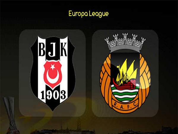 Soi kèo Besiktas vs Rio Ave 0h00, 25/09 - Europa League