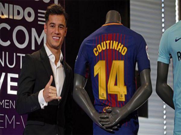 Tin bóng đá chiều 26/9: Coutinho nhận lại số áo cũ, Arsenal hết hi vọng