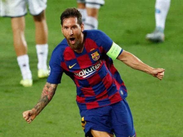 Tin bóng đá chiều 3/9: Barca tập quen với tương lai không Messi