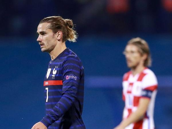 Tin bóng đá tối 15/10: Griezmann toả sáng giúp Pháp thắng Croatia