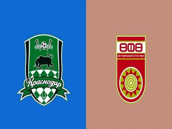 Nhận định Krasnodar vs Ufa, 22h00 ngày 17/12