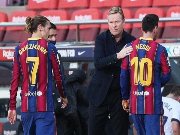 Tin bóng đá tối 21/12: Man City, PSG tin Messi sẽ vẫn rời Barca