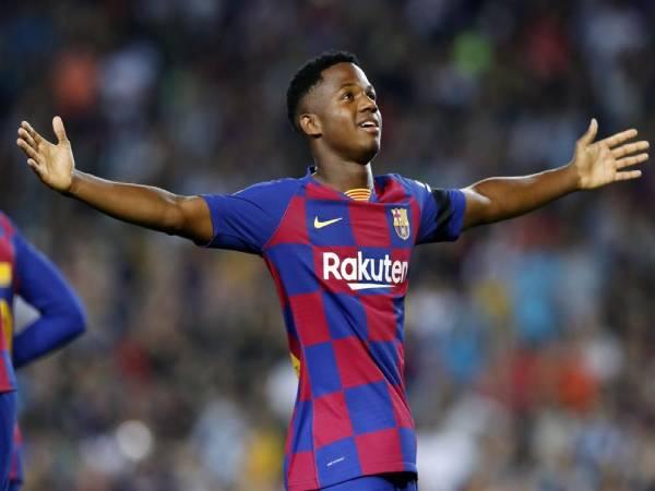 Ansu Fati là ai? Tài năng trẻ Barcelona đã làm được gì