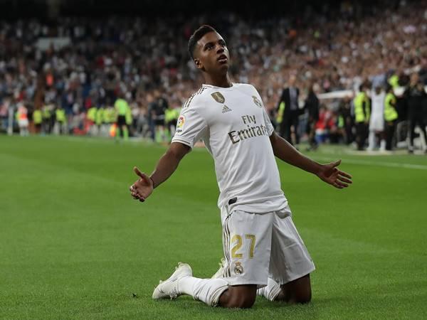 Rodrygo Goes tiền đạo CLB Real Madrid có tiểu sử như thế nào?