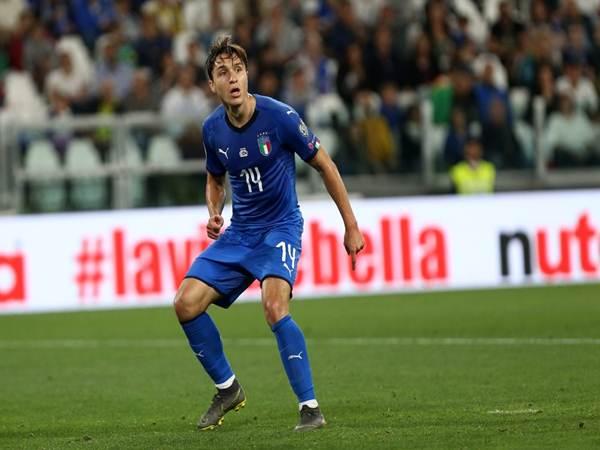 Tiểu sử Federico Chiesa - Cầu thủ của câu lạc bộ Juventus