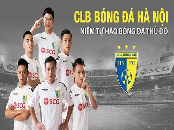 Tiểu sử câu lạc bộ Hà Nội FC - Niềm tự hào của bóng đá Thủ đô