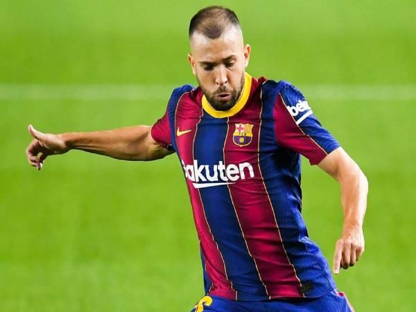 Tiểu sử Jordi Alba - Thông tin hồ sơ sự nghiệp cầu thủ