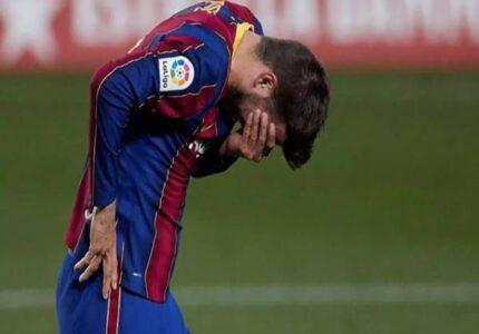 Tin bóng đá 4/5: Barcelona bất ngờ gục ngã trước đội bóng Granada