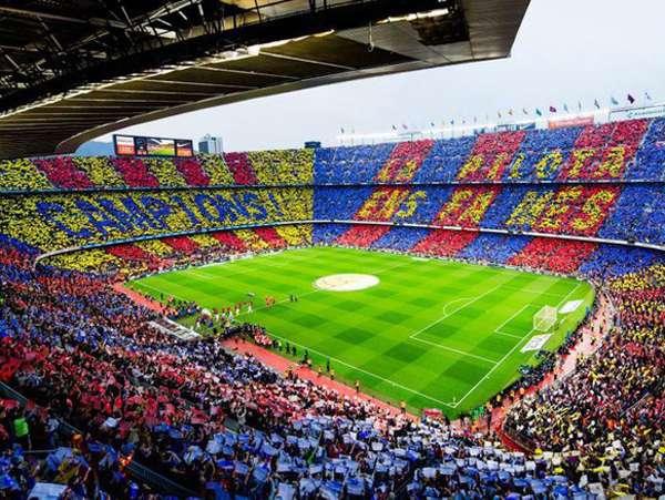 Chiêm ngưỡng top 5 sân bóng đá đẹp nhất thế giới hiện nay