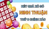 Nhận định KQXS Ninh Thuận 4/6/2021 thứ 6 cùng chuyên gia