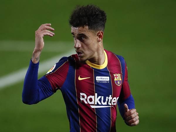 Chuyển nhượng bóng đá 15/6: Leicester hỏi mượn Coutinho
