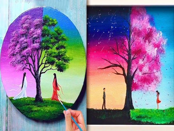 Nằm mơ thấy vẽ tranh là điềm gì – Đánh số nào phù hợp