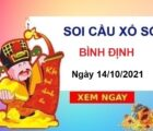 soi cầu KQXSBDI ngày 14/10/2021